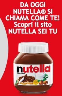 nutella nome italia1