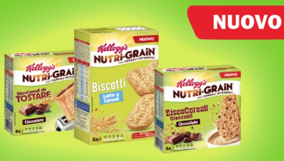 nutri grain kellogs