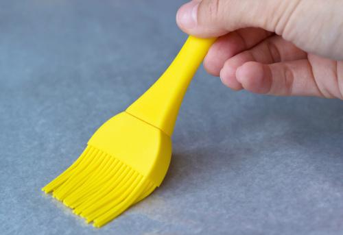 silicone plastica utensili cucina  pennello 179026324