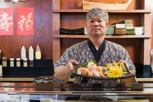 cuoco asia sushi 86544955