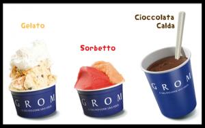 grom gelato