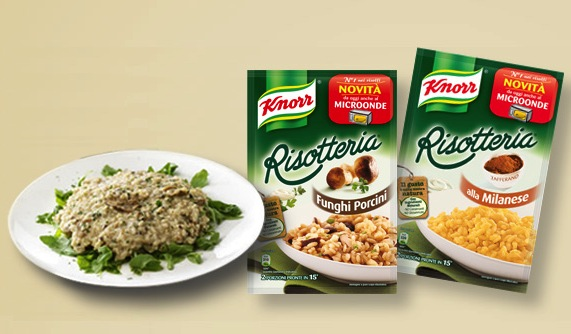 risotteria knorr buste