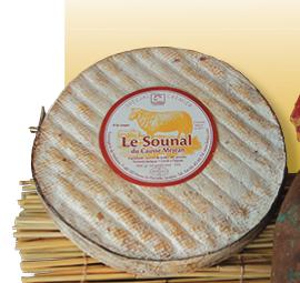 formaggio capra francese