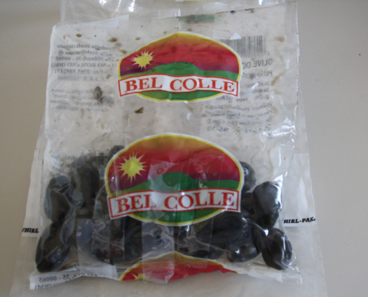 olive bel colle botulino