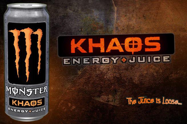 monster enery energy drink