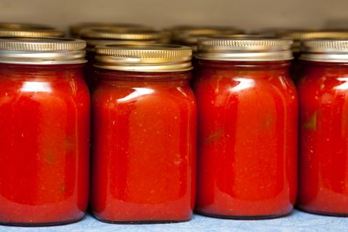 passata pomodori vasi