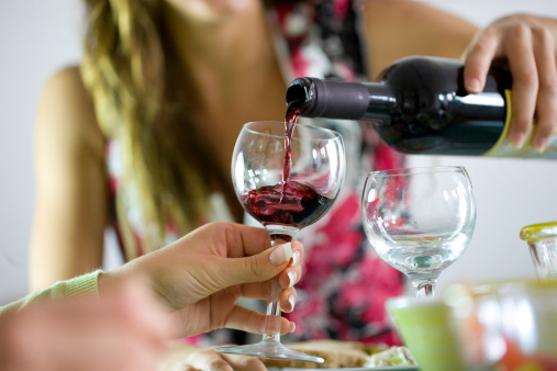 alcol vino