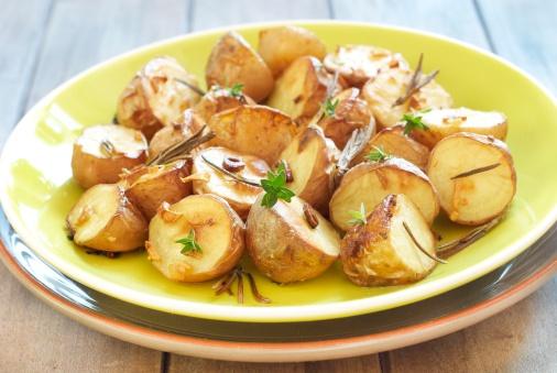 patate buccia