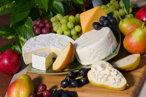 frutta formaggio
