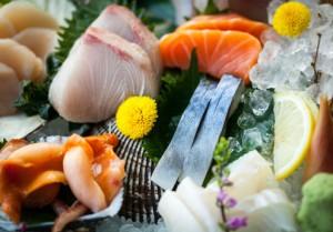 tranci pesce salmone vario 460179843
