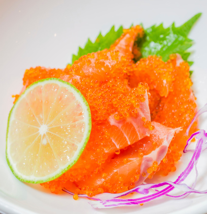 Anisakis salmone pesce crudo