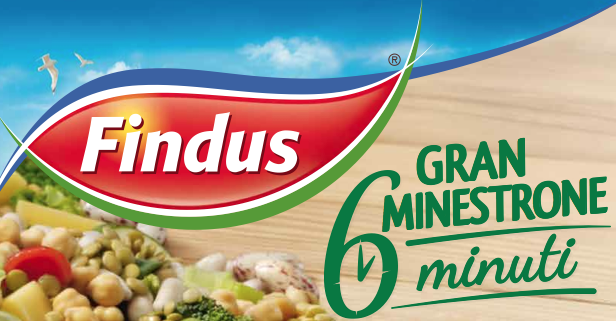 minestrone Findus 6 minuti