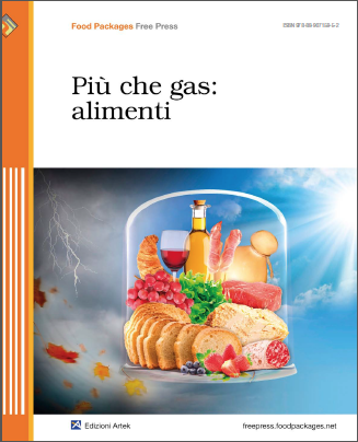 libro gas alimentari food packages