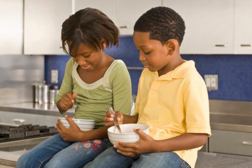 colazione cereali bambini 89986903