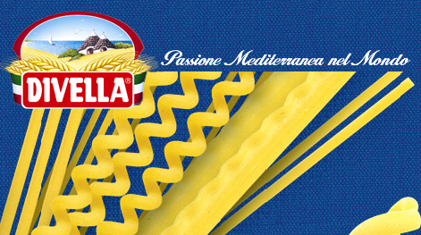 divella pasta italiana logo