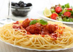 spaghetti pasta 166219817