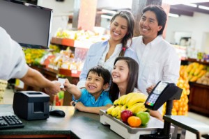 supermercato  coop cassa bambini 184765038