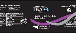 tonno drago etichetta
