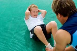 educazione alimentare sport ginnastica bambini 86810591