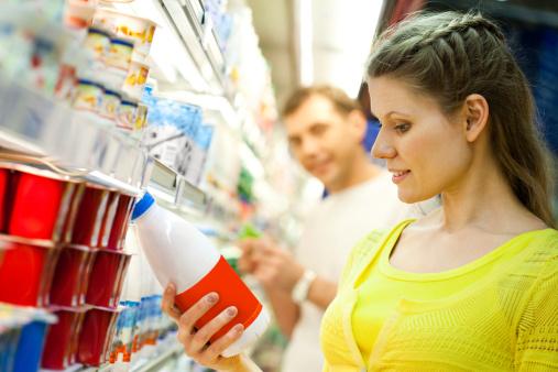 leggere le etichette false leggere latte 159406067