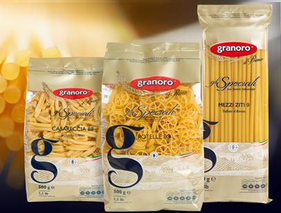 pasta granoro speciali 2014