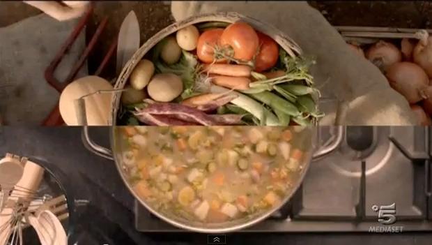 spot minestrone findus 6 minuti