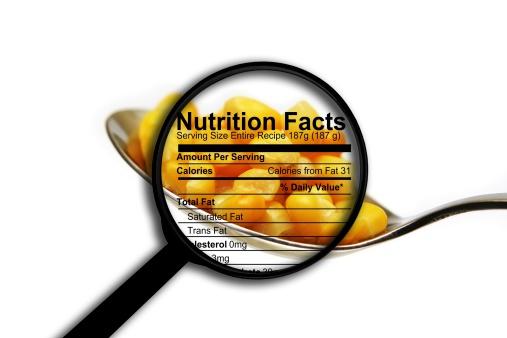 etichetta nutrizionale 459936691