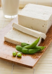 soia OGM tofu 75650543