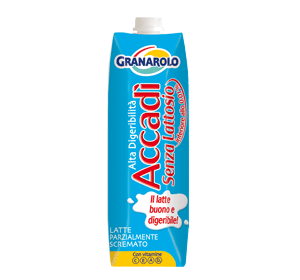 Latte uht Accadi vitamine granarolo