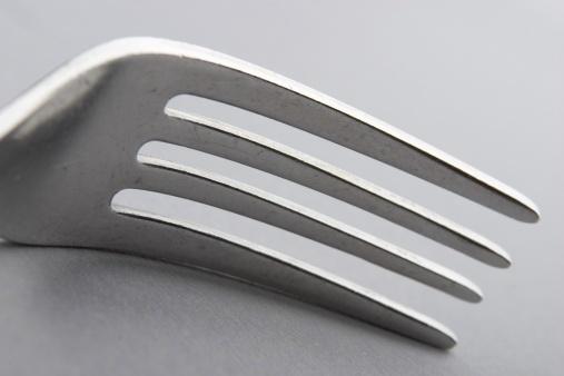 allerta metalli pesanti forchetta 122432707
