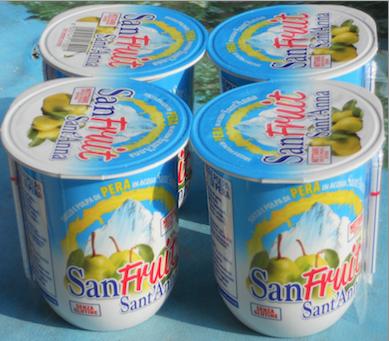 sanfruit pera succo santanna