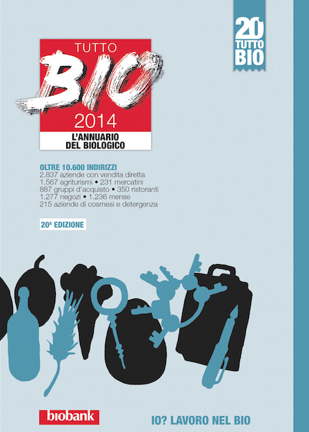 tutto bio 2014 libro