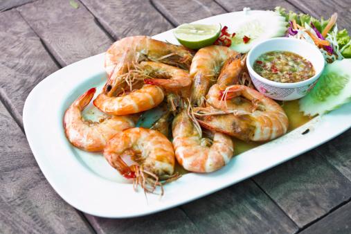 frutti di mare thailandia 173538700