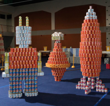 Canstruction missili