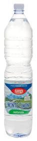 Acqua minerale coop monte cimone