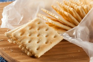 cracker olio di palma