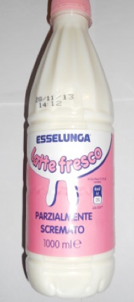 latte esselunga