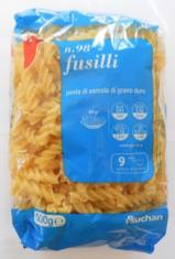 pasta auchan