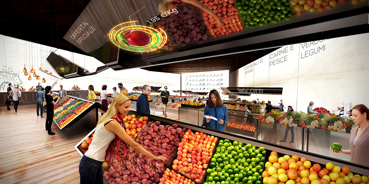 Expo 2015 future food district coop