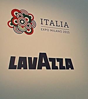 lavazza expo 2015
