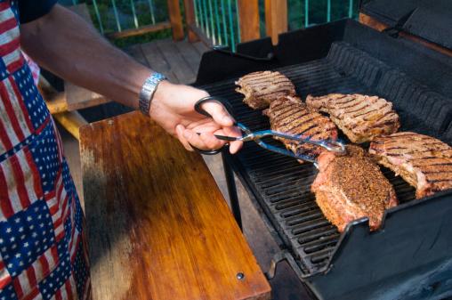 barbecue grigliata 80409333