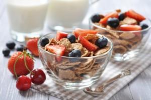 Gli alimenti ricchi di fibre
