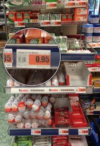 supermercati e bambini