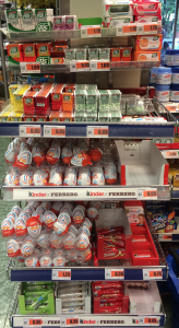 casse supermercati, snack , caramelle
