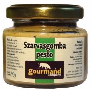 Szarvasgomba pesto allerta botulino condimento al tartufo