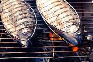 rischi barbecue pesci