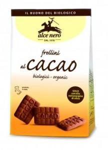frollini cacao  Alce Nero