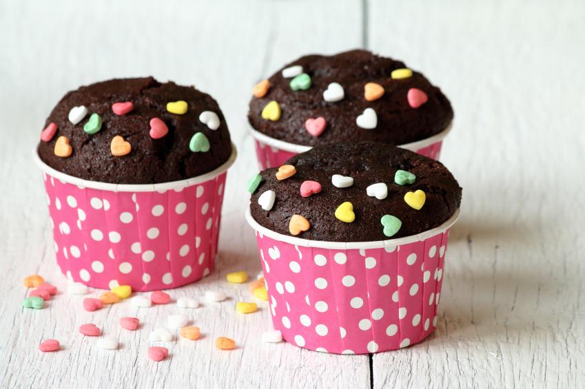 zucchero dolci muffin