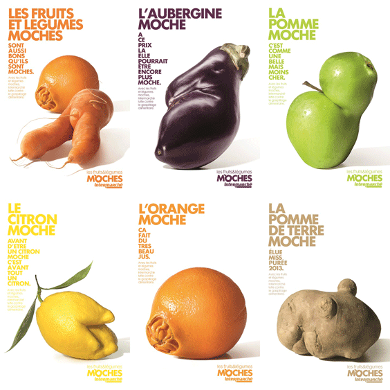 frutta verdura brutti