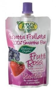 frutta frullata FRUTTI ROSSI